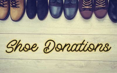 Donating New, Reconditioned or Used Shoes to Those in Need