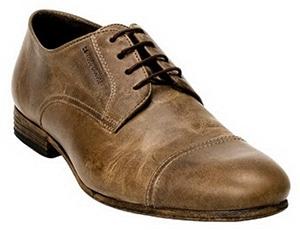 Boss Orange shoe repair