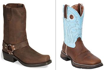 Durango boots repair