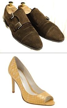 Enzo shoe repair