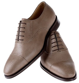 Giorgio Armani shoe repair