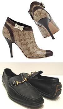 Gucci shoe repair