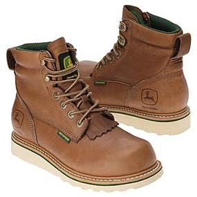 John Deere boot repair