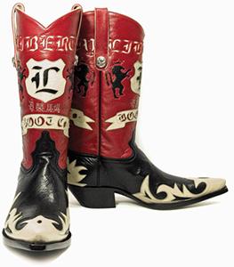 Liberty boot repair