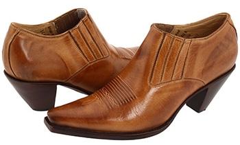 Lucchese shoe repair