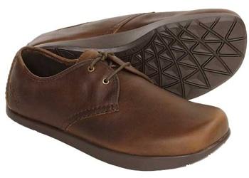 Earth shoe repair