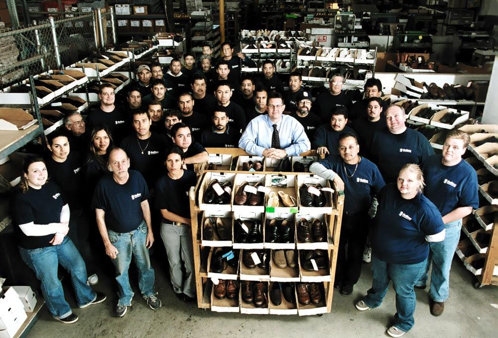 NuShoe staff