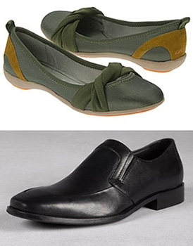 DKNY shoe repair