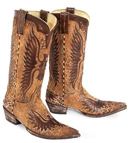 Old Gringo Boot repair