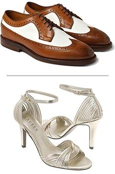 Ralph Lauren shoe repair