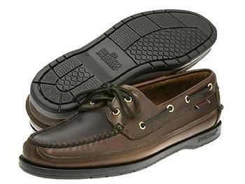 Sebago shoe repair