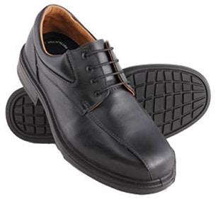Steel Blue shoe repair