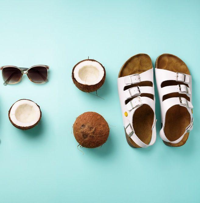 Clean Birkenstock Sandals